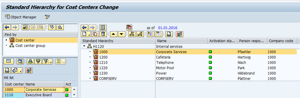 maintain-cost-center-standard-hierarchy-sap-1